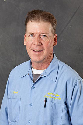 Darrel W - Heating and cooling job site foreman