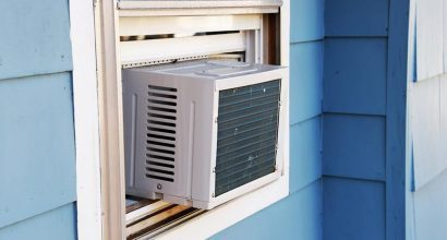 window ac unit -- air conditioning repair
