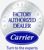Carrier Factory Authorised Dealer