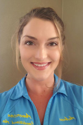 Aubrey R - Office Manager/bookkeeper - our team